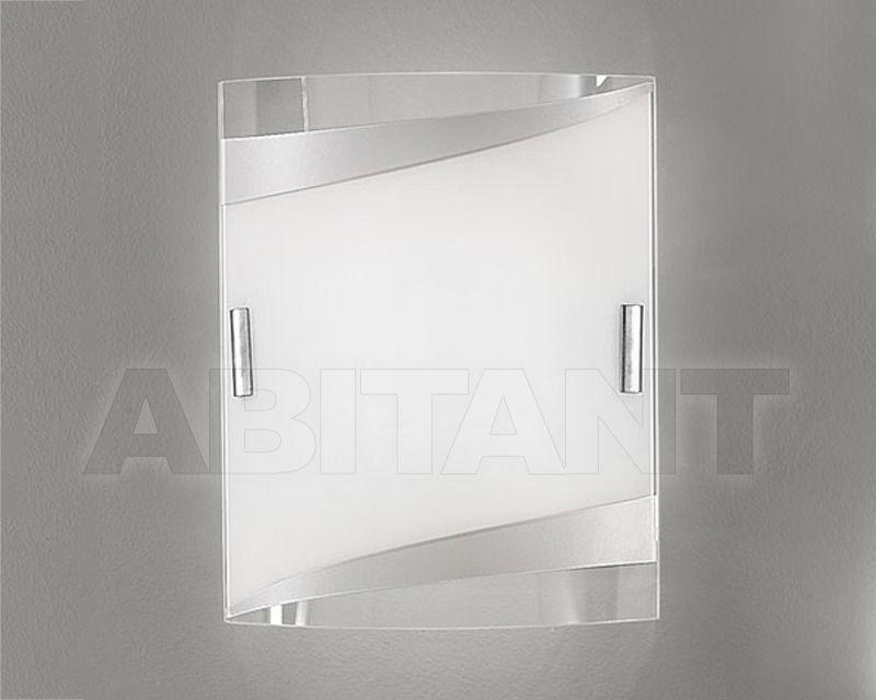 Купить Светильник настенный SQUARE ARGENTO Antea Luce Generale Collection 5832.37