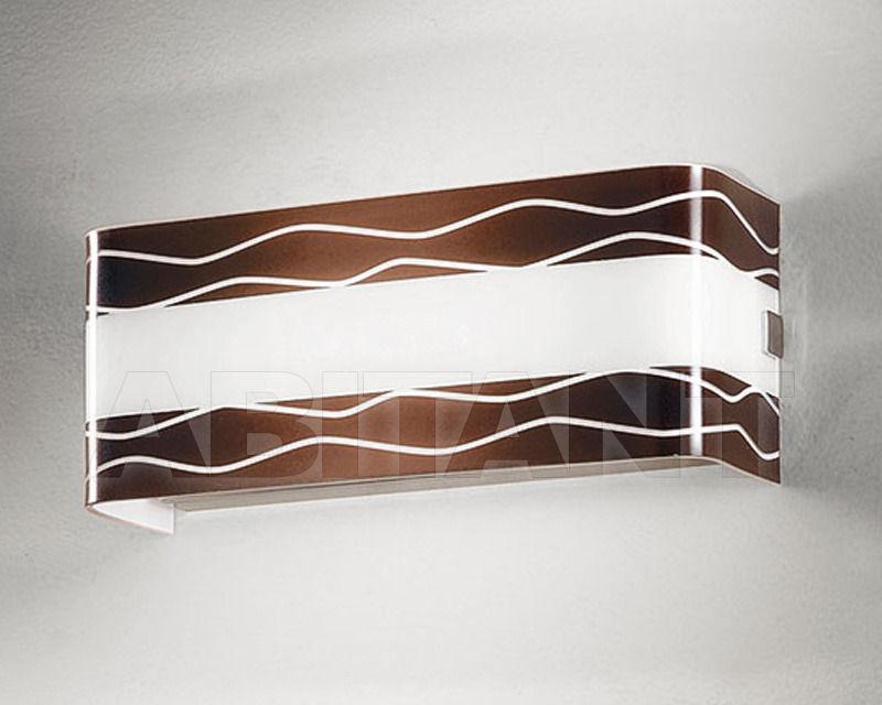 Купить Светильник настенный LINEAR WENGE' Antea Luce Generale Collection 5942.24 LED