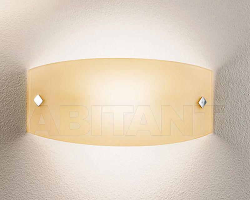 Купить Светильник настенный JENNY AMBRA Antea Luce Generale Collection 5974.32 AM