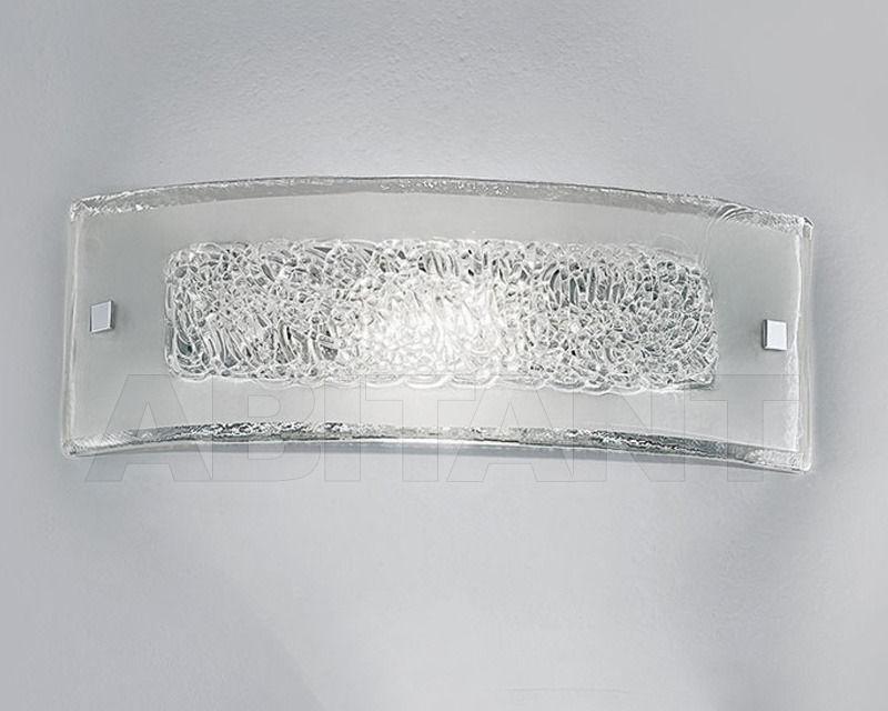 Купить Светильник настенный CAROLINA Antea Luce Generale Collection 5614.40 LED  CROMO-.CRIST
