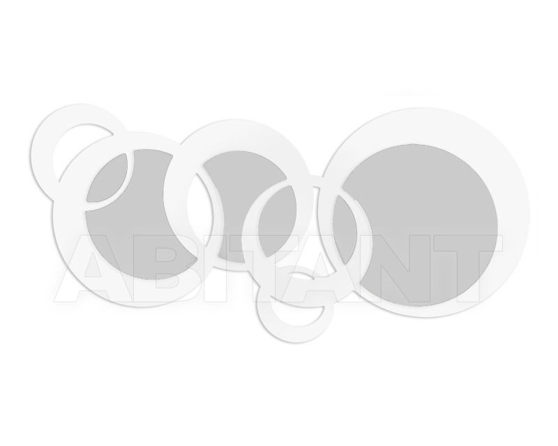 Купить Зеркало настенное Pintdecor / Design Solution / Adria Artigianato Specchiere P4328
