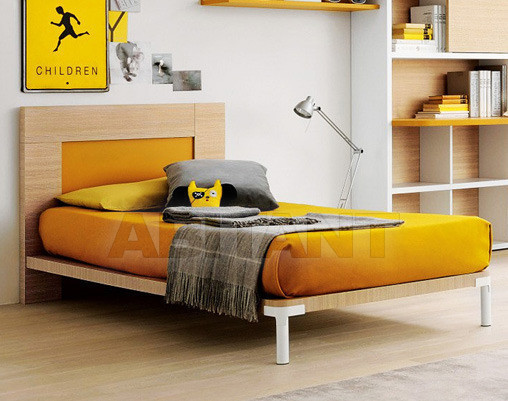 Купить Кровать детская PUZZLE Clever Start_up/desert SL7181