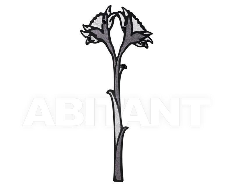 Купить Вешалка настенная Pintdecor / Design Solution / Adria Artigianato Appendiabiti P3222
