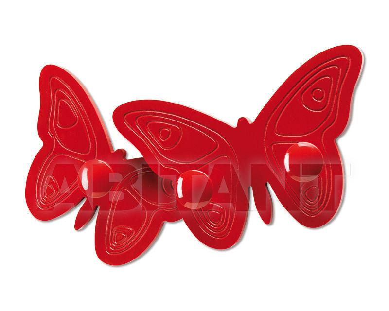Купить Вешалка настенная Pintdecor / Design Solution / Adria Artigianato Appendiabiti P3624