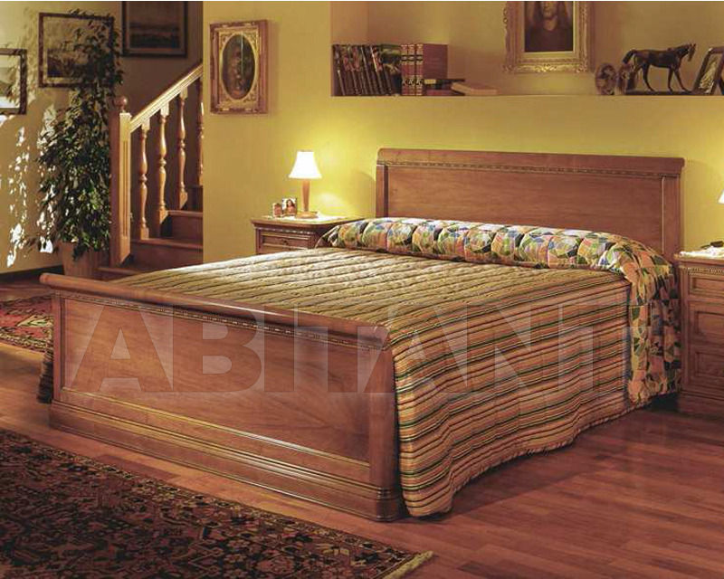Купить Кровать Giovanni Visentin Arti Bassanesi Art. 280/A