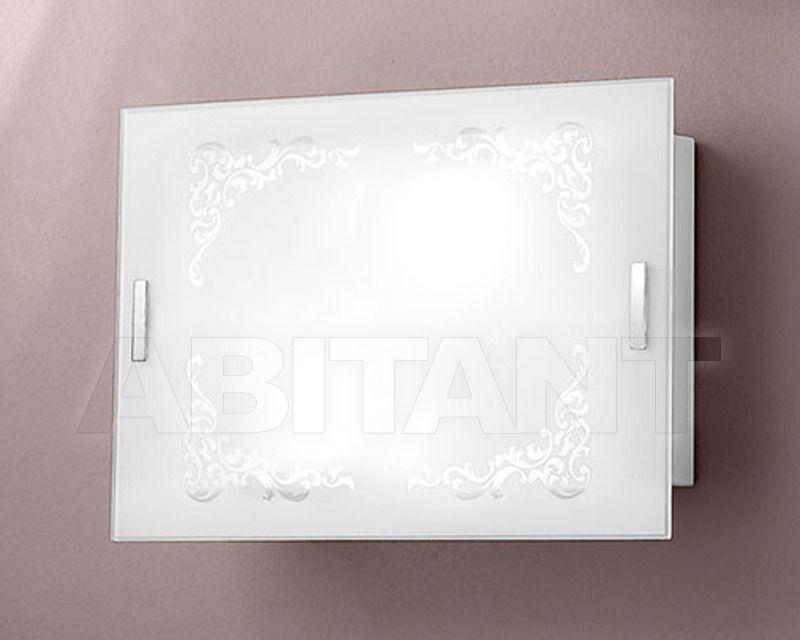 Купить Светильник настенный DAMASCO Antea Luce Generale Collection 6222.40