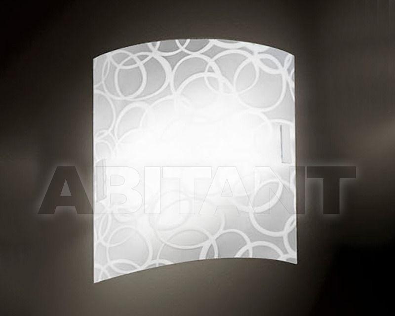 Купить Светильник настенный CIRCLES Antea Luce Generale Collection 6274.37
