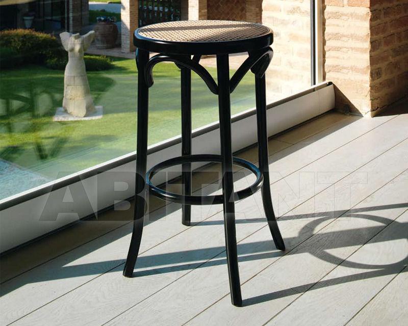 Купить Барный стул Italcomma Complementi D'arredo S.R.L  Sedie Storiche 23 BST 61 034 Nero / Black