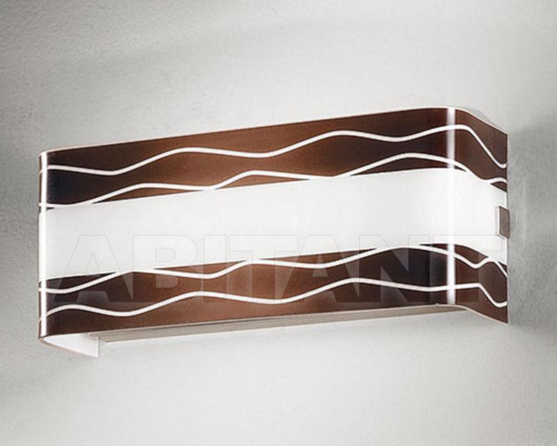 Купить Светильник настенный LINEAR WENGE' Antea Luce Generale Collection 5944.24
