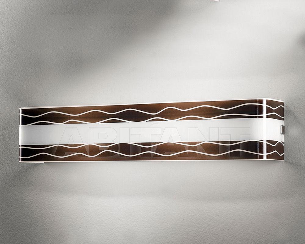 Купить Светильник настенный LINEAR WENGE' Antea Luce Generale Collection 5944.50