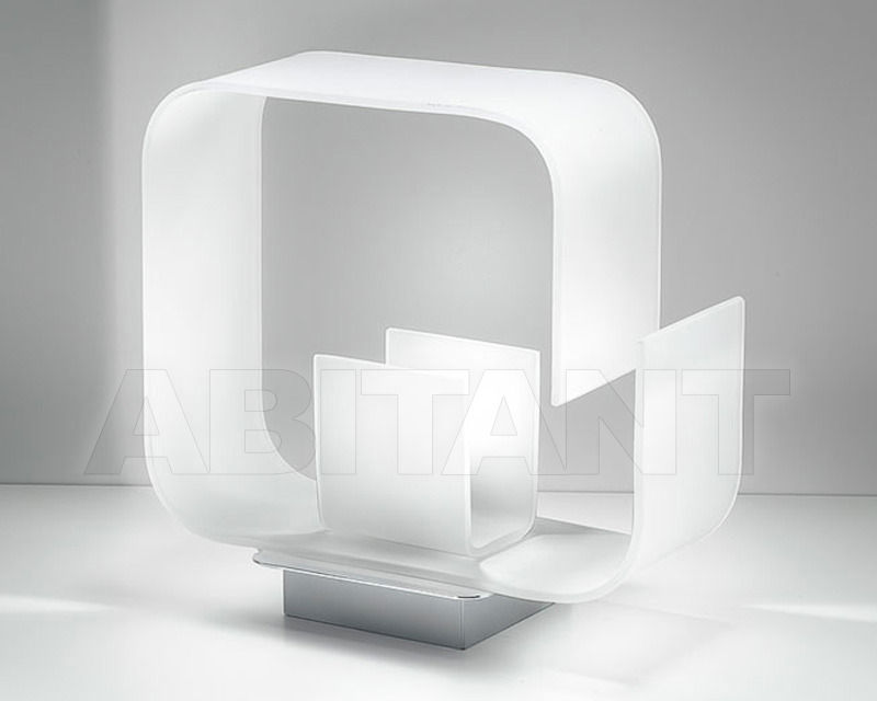 Купить Лампа настольная HOOK Antea Luce Generale Collection 6457