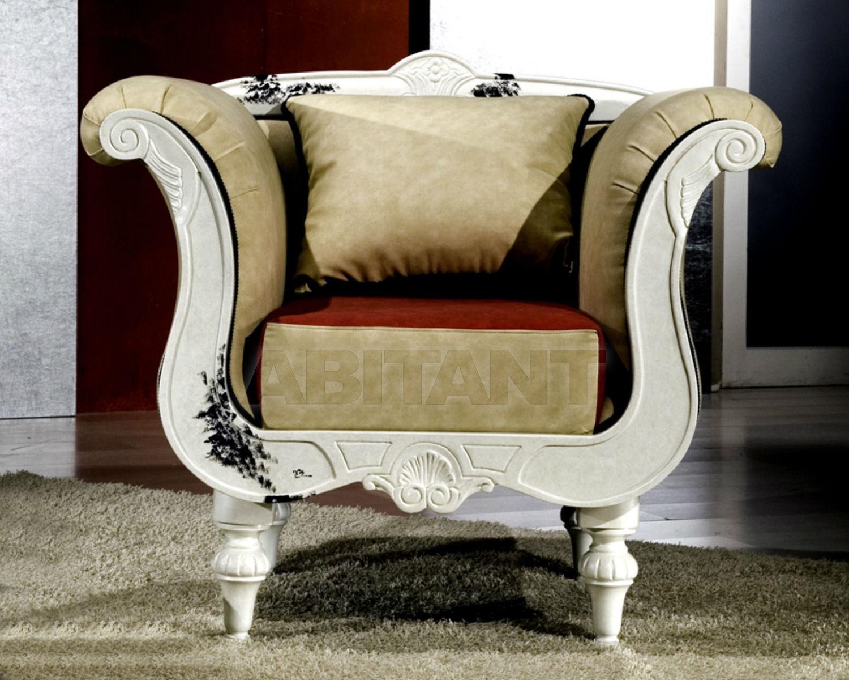 Купить Кресло Jolly RM Arredamenti - Capricio Capricio 2827,F204.