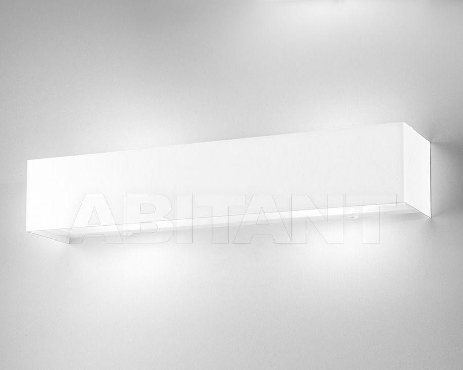 Купить Светильник настенный LINEAR METAL WHI Antea Luce Generale Collection 6542.50