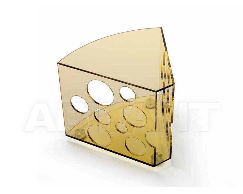 Купить Столик приставной Italcomma Complementi D'arredo S.R.L  Urbinati H 01 yellow crystal