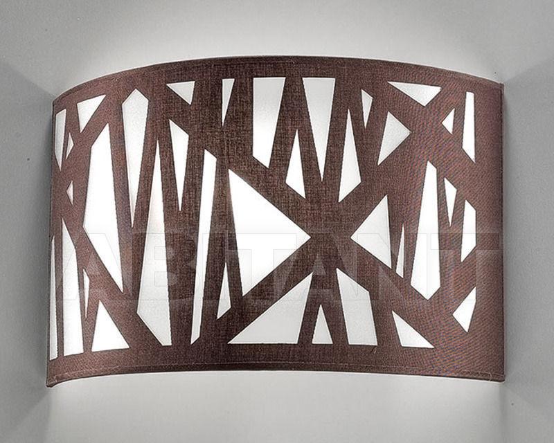 Купить Светильник настенный INTAGLI  di luce Antea Luce Generale Collection 6634.32