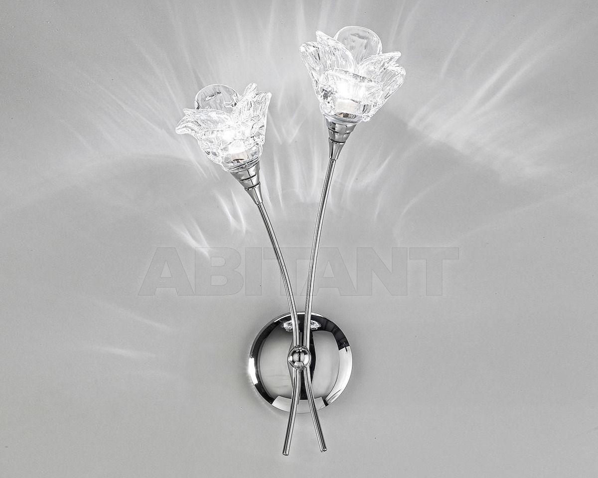Купить Светильник настенный MAGNOLIA Antea Luce Generale Collection 6774.2