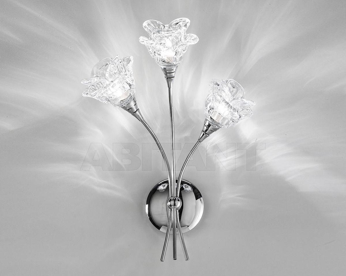 Купить Светильник настенный MAGNOLIA Antea Luce Generale Collection 6774.3