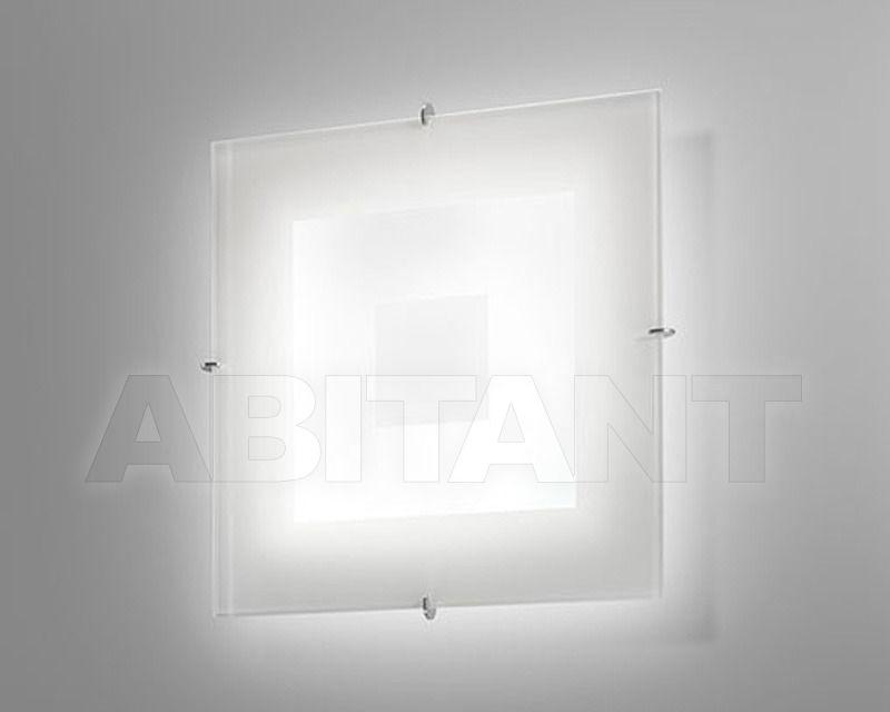 Купить Светильник настенный QUADRO' Antea Luce Generale Collection 6802.30