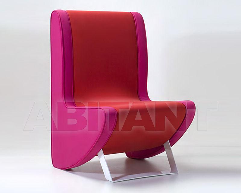 Купить Кресло s-bench  Adrenalina S-bench s-bench  Divani al metro - straight line design sofa