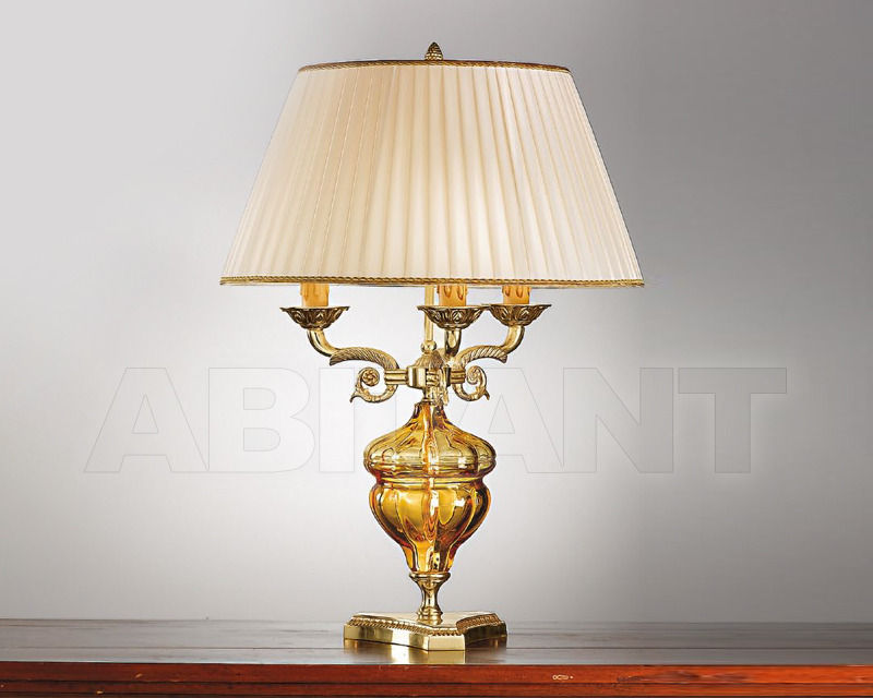 Купить Лампа настольная Nervilamp Snc Nervilamp 2013 573/3C/AM