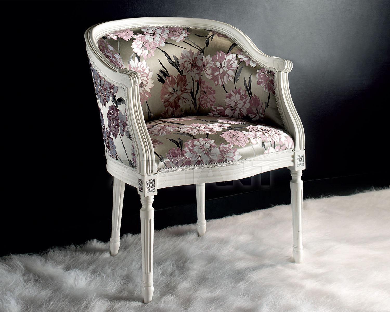 Купить Кресло ABC mobili in stile Giada 30 PL01/FI
