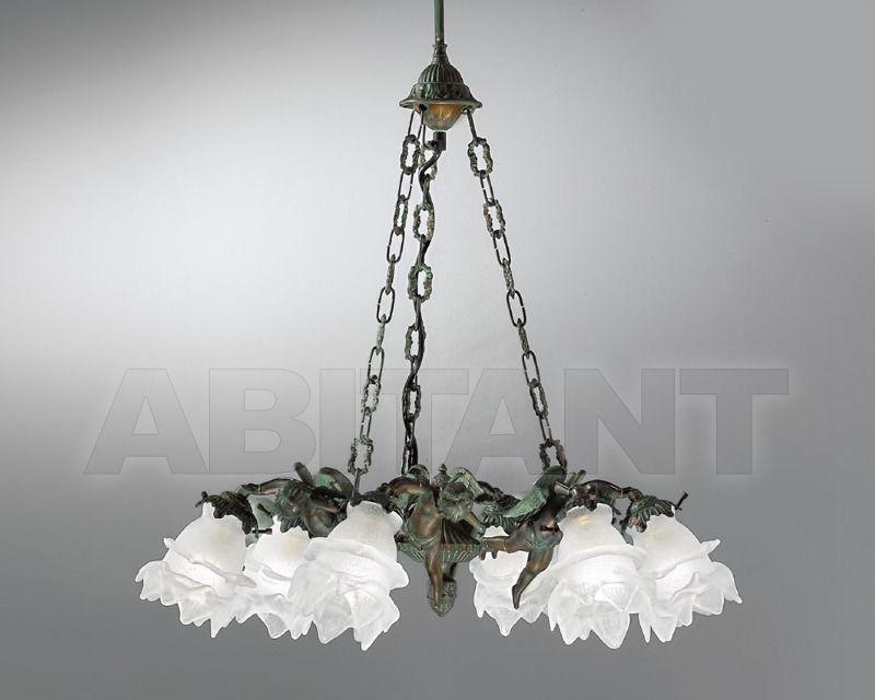 Купить Люстра Nervilamp Snc Nervilamp 2013 2081/6/ST