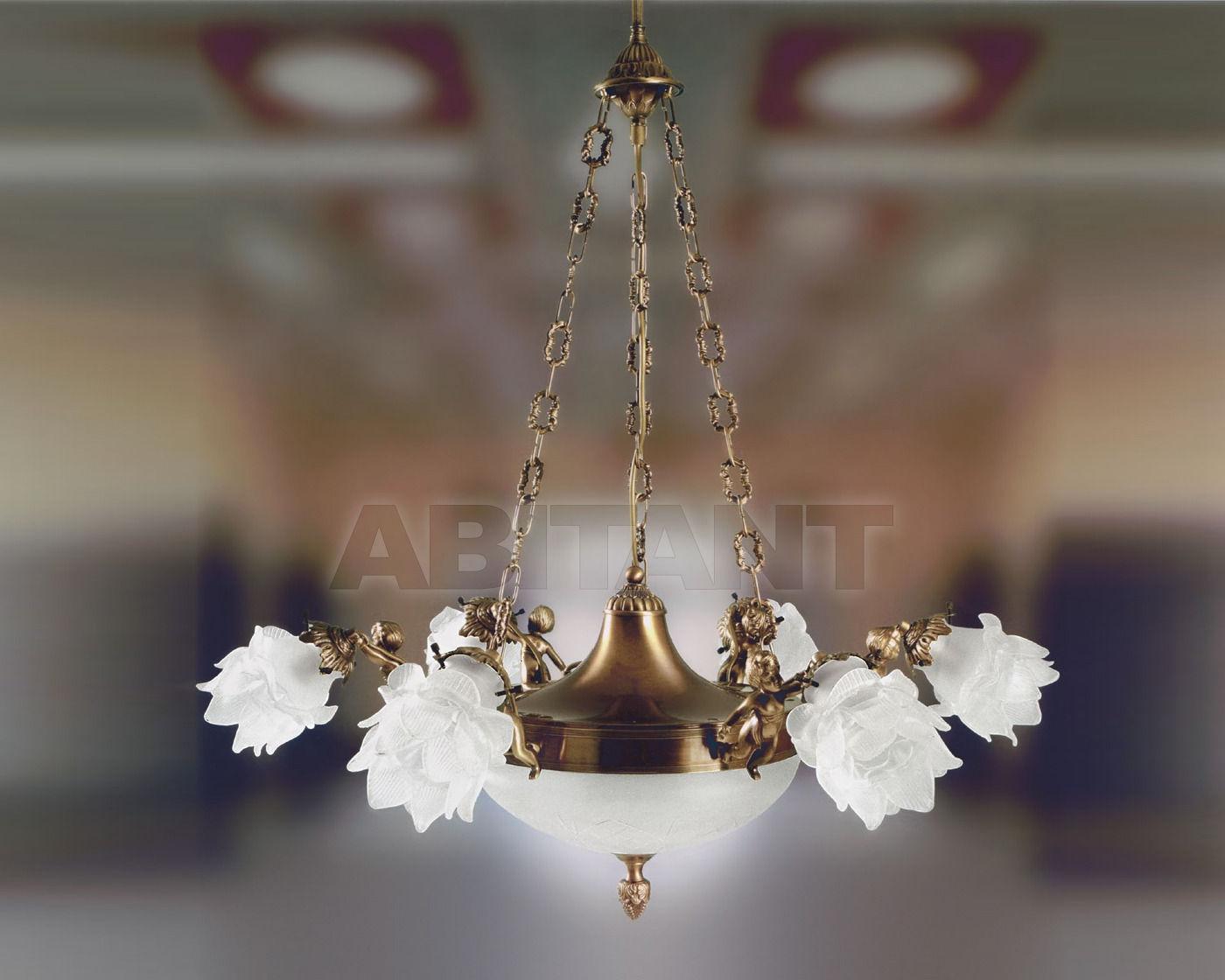 Купить Люстра Nervilamp Snc Nervilamp 2013 2080/6+2/ST