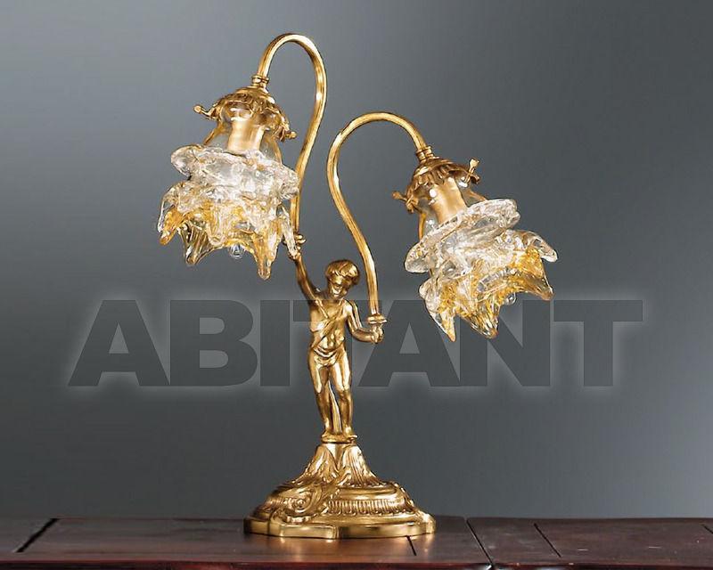 Купить Лампа настольная Nervilamp Snc Nervilamp 2013 2080/2L/AM