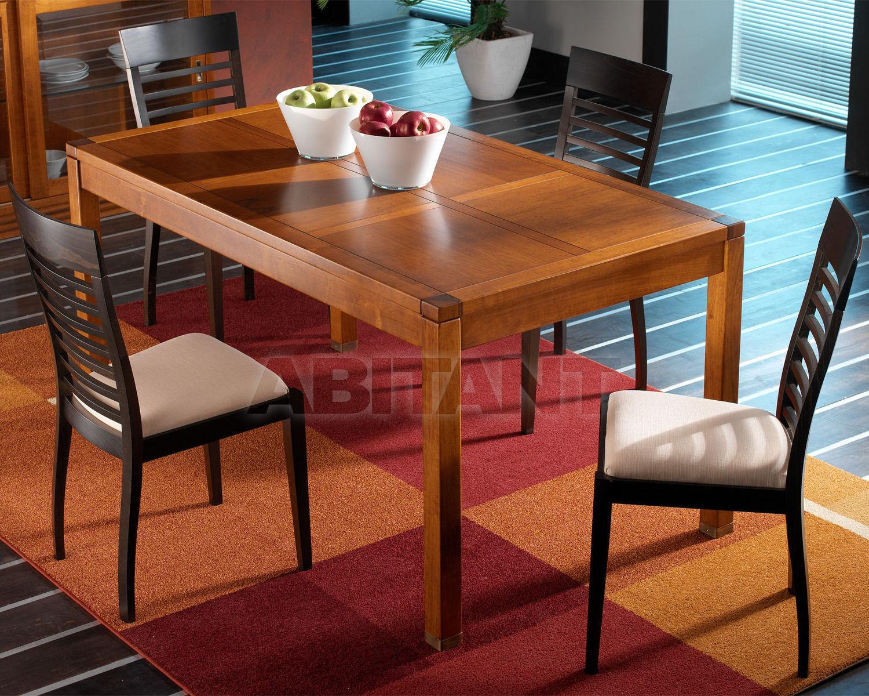 Купить Стол обеденный ABC mobili in stile Modularis Giorno 24 TA02/AA