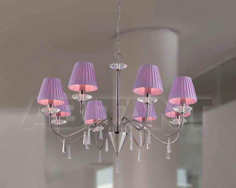 Купить Люстра Fenice Ruggiu Lightingwear Giodi S4087.03 8x480037