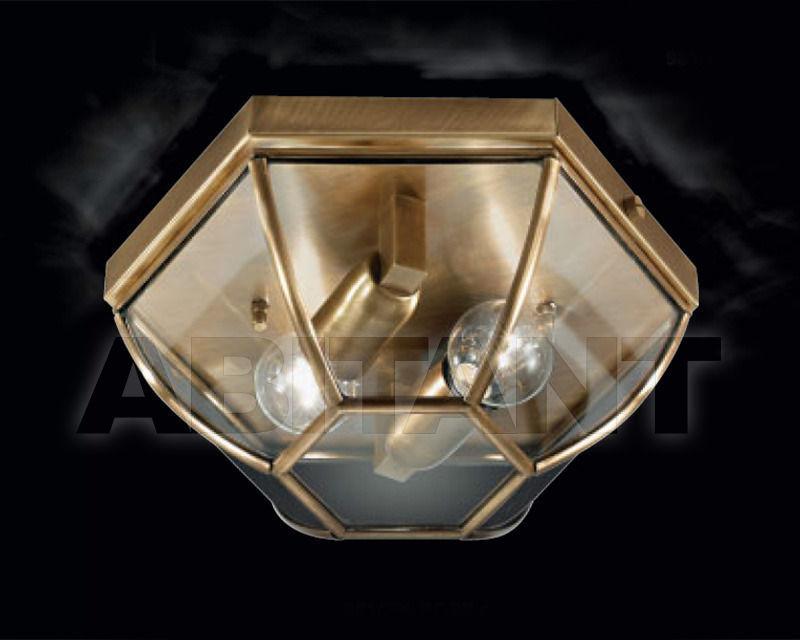 Купить Светильник Cremasco Illuminazione snc Il Rilegato 0981/2PL-PC-B.cm