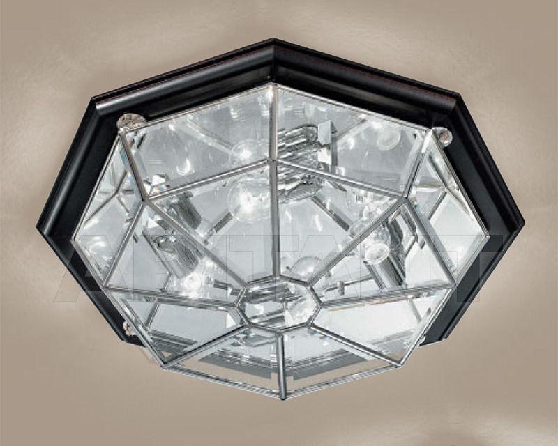 Купить Светильник Cremasco Illuminazione snc Il Rilegato 1025/4PL-GR-B.sm