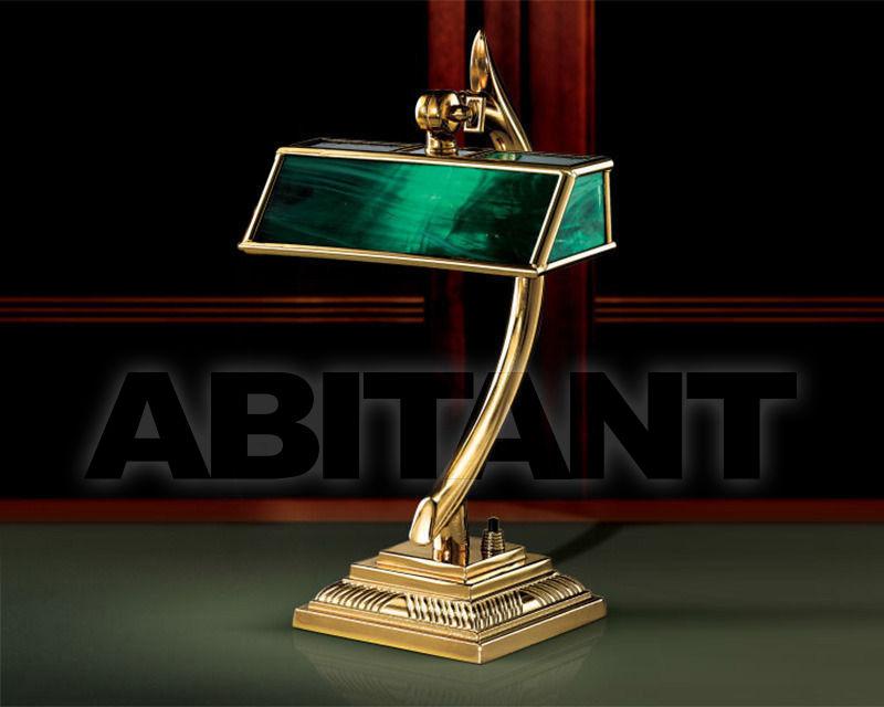 Купить Лампа настольная Cremasco Illuminazione snc Il Rilegato 1871/1LU-VE
