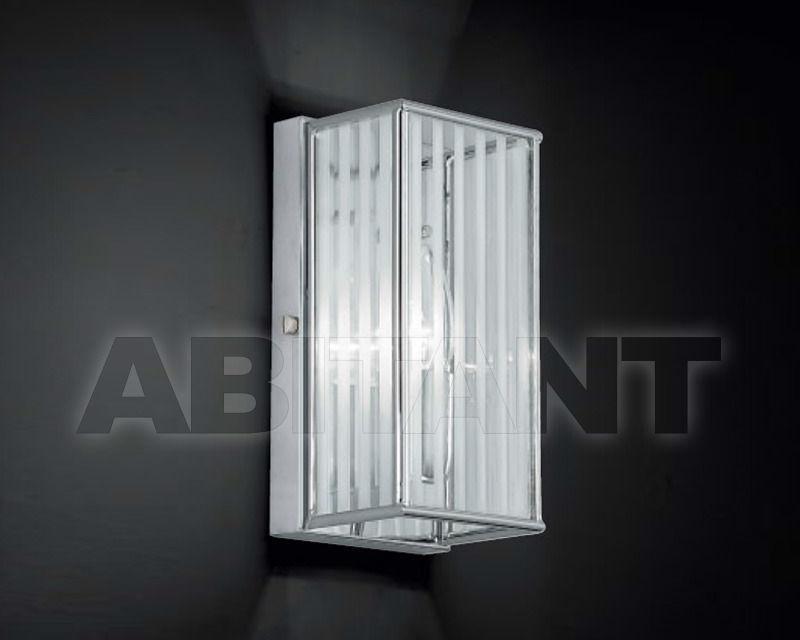 Купить Светильник настенный Cremasco Illuminazione snc Il Rilegato 2058/1AP-B.ci