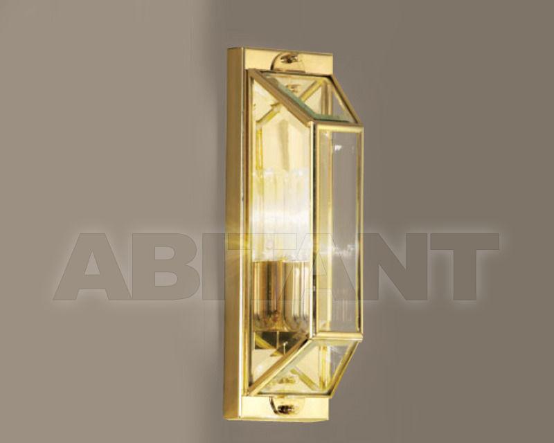 Купить Светильник настенный Cremasco Illuminazione snc Il Rilegato 2021/1AP-B.cm