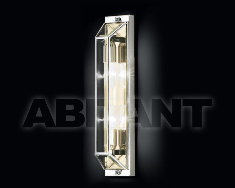 Купить Светильник настенный Cremasco Illuminazione snc Il Rilegato 2022/2AP-B.cm