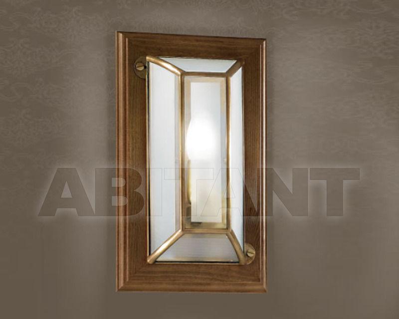 Купить Светильник настенный Cremasco Illuminazione snc Il Rilegato 1020/1AP-LN.sm