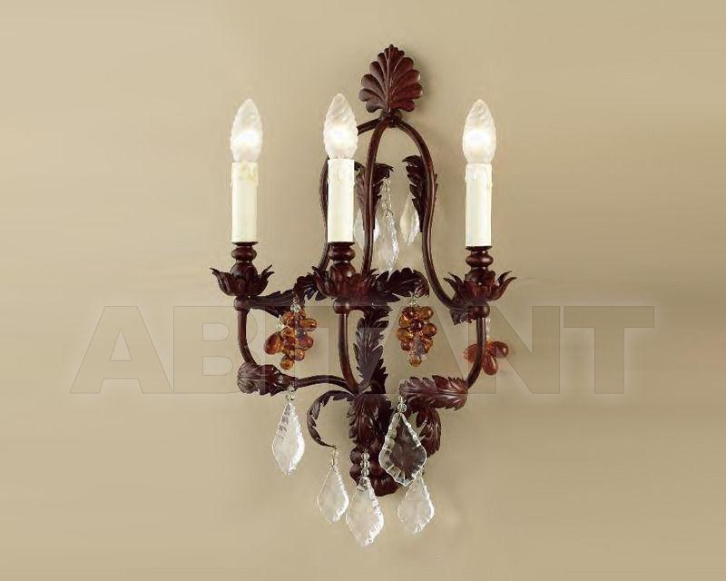 Купить Светильник настенный Epoca Lampadari snc  Epoca 2007 1355/A3