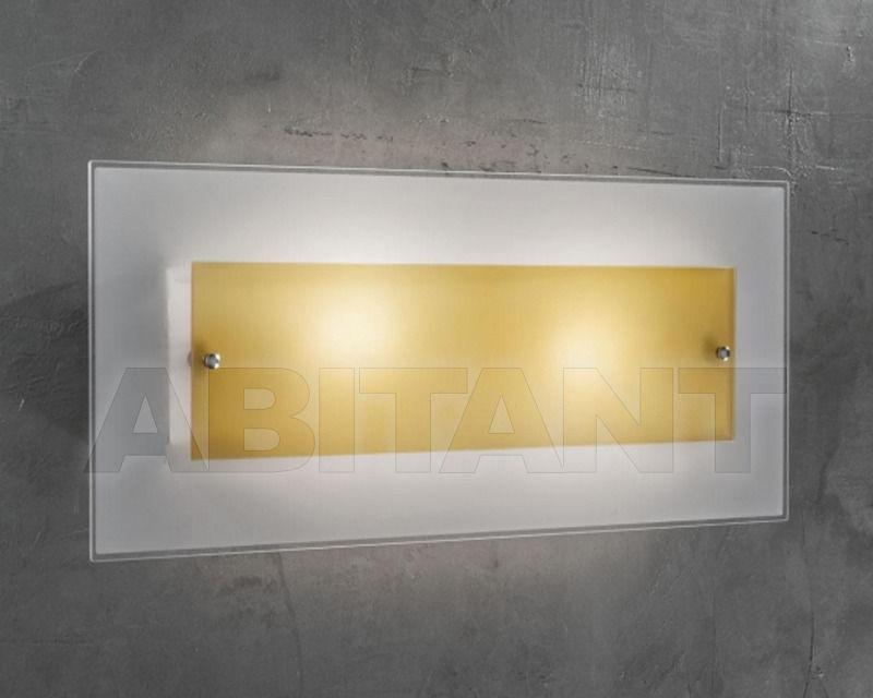Купить Светильник настенный Teo Dream Lights Srl Dream Lights 86.30 yellow