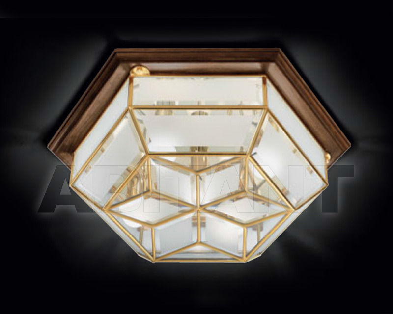 Купить Светильник Cremasco Illuminazione snc Il Rilegato 0970/5PL-LN.sm