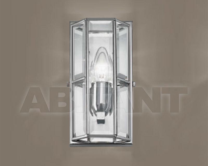 Купить Светильник настенный Cremasco Illuminazione snc Il Rilegato 0972/1AP-B.cm