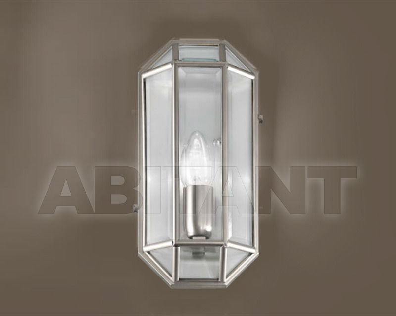 Купить Светильник настенный Cremasco Illuminazione snc Il Rilegato 0973/1AP-B.cm