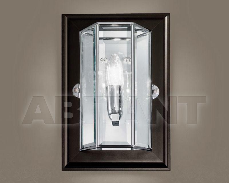 Купить Светильник настенный Cremasco Illuminazione snc Il Rilegato 1036/1AP-LN.cm