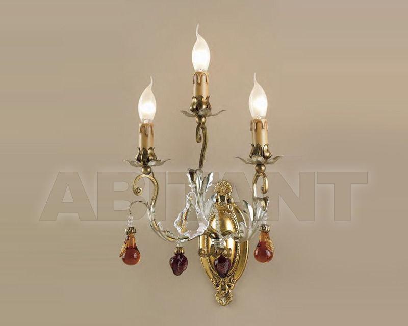 Купить Светильник настенный Epoca Lampadari snc  Epoca 2007 1362/A3
