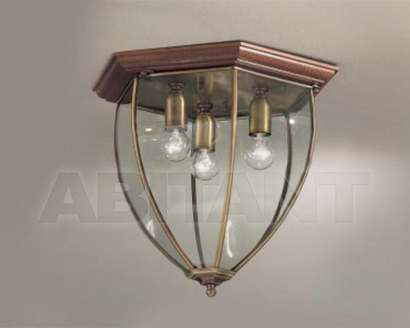 Купить Светильник Cremasco Illuminazione snc Il Rilegato 1816/3PL-LN.c