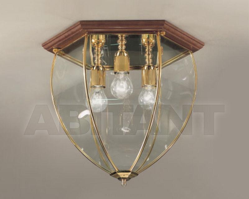 Купить Светильник Cremasco Illuminazione snc Il Rilegato 1817/3PL-LN.c