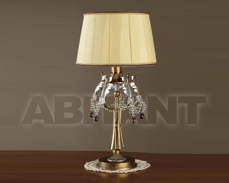 Купить Лампа настольная Epoca Lampadari snc  Epoca 2007 1374/L1
