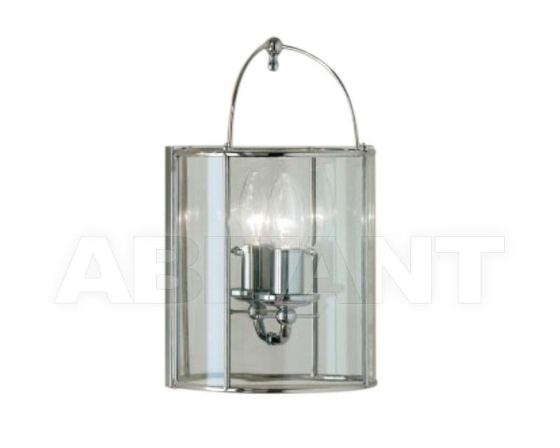 Купить Светильник настенный Cremasco Illuminazione snc Il Rilegato 1804/1AP-B.c