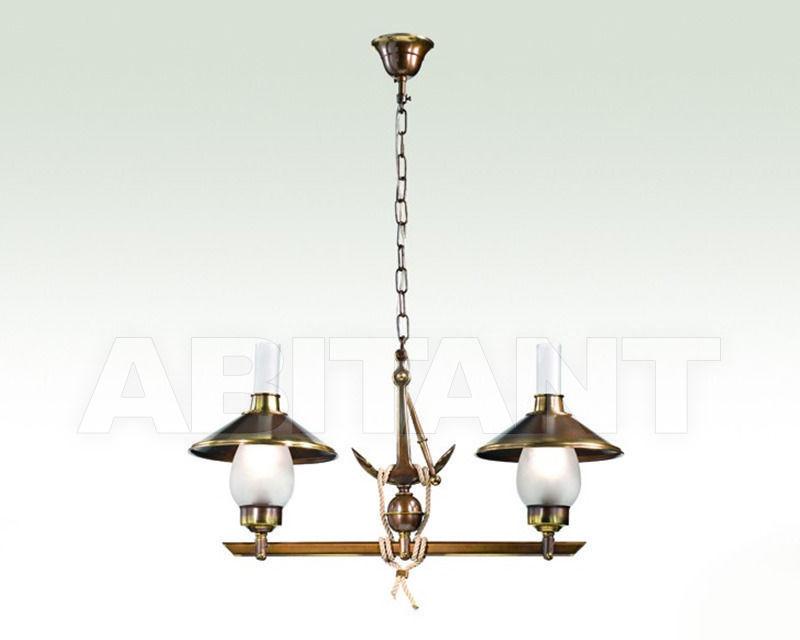 Купить Люстра Cremasco Illuminazione snc Laguna Veneta 614/2S-BRSF