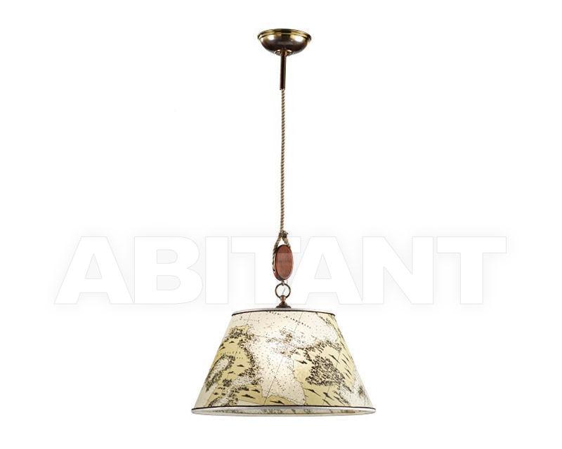 Купить Светильник Cremasco Illuminazione snc Laguna Veneta 623/1S-BRSF